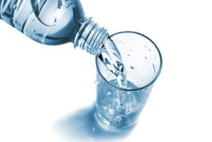 eau minerale source